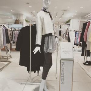 日本橋三越にてエコマコ ポップアップSHOPがOPEN☆