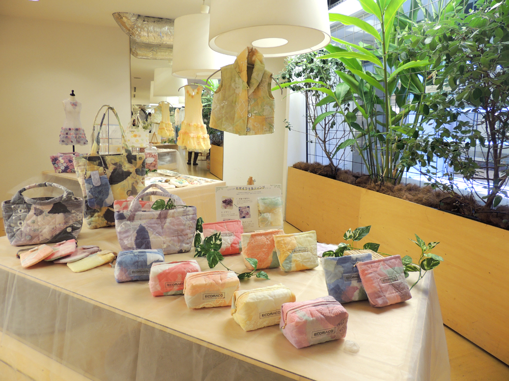 【掲載情報】環境新聞に2015春夏展示会を掲載いただきました。