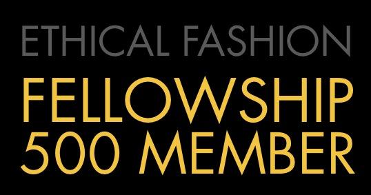 Ethical Fashion ForumのFELLOWSHIP500に加入