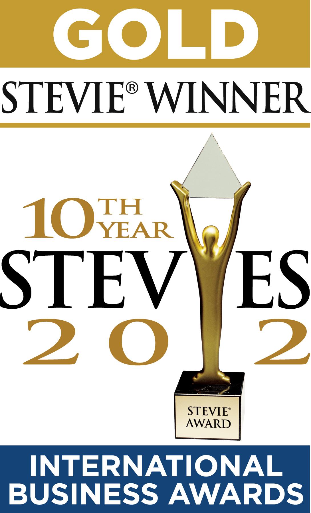 ECOMACOがスティービーアワードで金賞を受賞