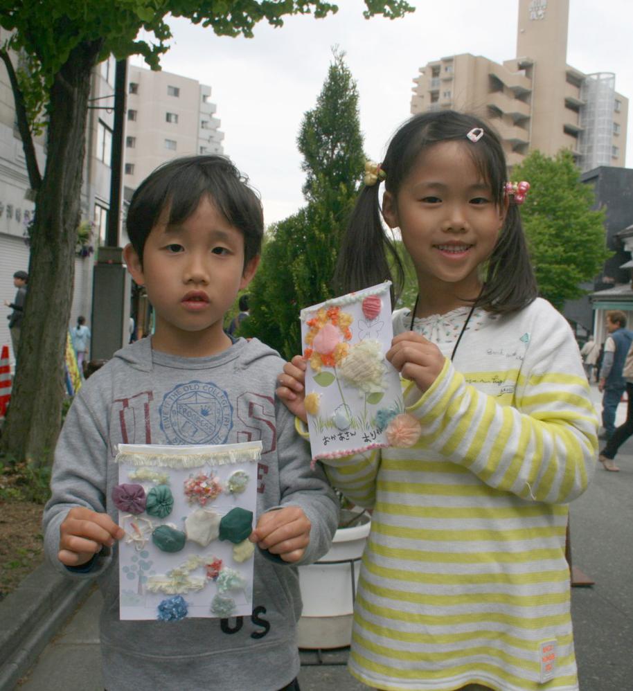 【光のカケラプロジェクト】善光寺花回廊でワークショップを開催しました。