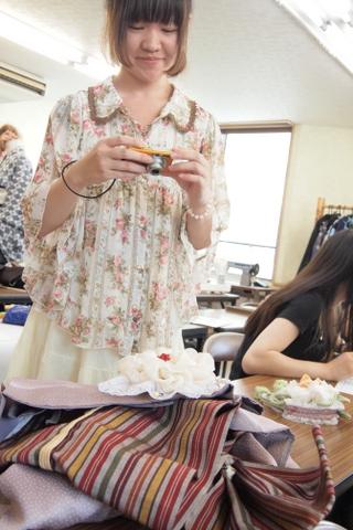 ファッションショー in 長野七夕まつり