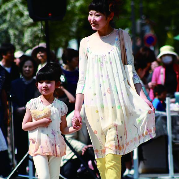 【モデル募集】キッズファッションショー in 茶臼山動物園