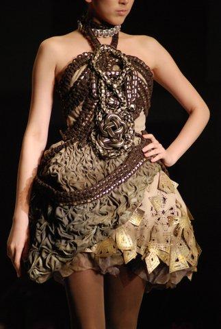 第50回全国ファッションデザインコンテスト  優秀賞受賞